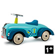 Ride-on Speedster Pacific Blue Baghera