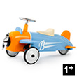 Ride-on Speedster Sky Blue Plane Baghera