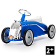 Ride-on Rider Legend Blue Baghera