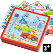 Magnetic game box Zippy Cars Haba