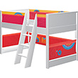 Matti Play Bed - White