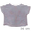 Stripped T-Shirt for Ma Corolle 36cm Doll