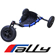 Peter Lynn RALLY Kite Buggy with standard wheels