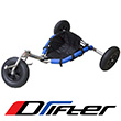 Peter Lynn DRIFTER Kite Buggy with standard wheels