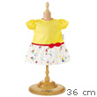 Sail Away Dress for 36cm Baby Doll Corolle