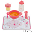 Mon Premier Mealtime Set for 30cm Baby Doll Corolle