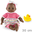 Mon Premier Bébé Bath Girl Graceful Baby Doll - 30cm Corolle