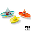 3 Little boats - Bath Toys Lilliputiens