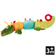 Velcro Dragon - PlayQ Soft Toy for Toddlers Sigikid