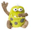 Yellow Monster - Sweety Plush Monster 19cm Sigikid