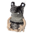 Grey-Black Monster - Sweety Plush Monster 27cm Sigikid