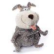 Chien Watson Boston - Peluche Beasts 25cm Sigikid