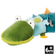 Activity Cushion Crocodile's friends 96cm