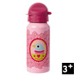 Water Bottle - 400ml - Finky Pinky Collection Sigikid