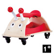 Ladybug Wooden Ride-on Toy Hape Toys