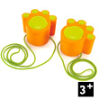 Stilts Cat Walk - Orange Hape Toys