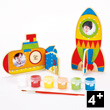 Space Voyage Set - Creative Kit Hape Toys