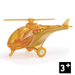 Bamboo Model Helicopter Mighty Mini Hape Toys