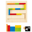 Path Finder - Educational Wooden Toy