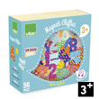 Figures Magnets - 56 pieces Vilac