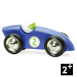 Competition Wooden Car - Blue Vilac
