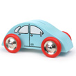 Blue 2CV Car money box