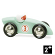 Competition Wooden Car - Mint