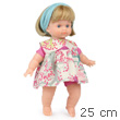 Organic baby Ecolo doll 25cm Colinette Pomme d'Amour Petitcollin