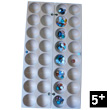 BAO - Traditional Mancala Board Game Gerhards Spiel und Design
