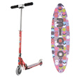Micro Sprite Framboise Grip Fleurs - Édition Spéciale - Trottinette 5-12 ans Micro Mobility Scooters & Kickboards