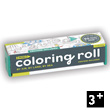 Mini Coloring Roll 76cm - by air, by land, by sea Mudpuppy