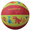 Petit ballon de basket Ø14 cm - Dinosaures Crocodile Creek