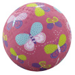 Pink Butterflies Playground Ball Ø18 cm Crocodile Creek