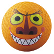 Orange Monster Small Playground Ball Ø13 cm