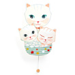 Wall Animated Musical Box - Kittens Little Big Room by Djeco