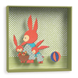 Family Rabbit - Kids Room Decor Little Big Room by Djeco