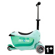 Mini2Go Deluxe Plus - Ride-on & Scooter - Mint Micro Mobility Scooters & Kickboards
