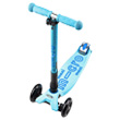 Maxi Micro Deluxe Aqua foldable - Scooter for ages 5-12