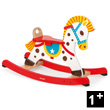 Punchy Rocking Horse - Wooden Toy for toddlers Janod
