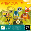 Animouv - Game of Strategy Djeco