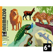 Animazoo Cards - Game of Strategy Djeco