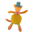 Fox Rattle Toy - Les Tartempois Moulin Roty