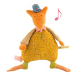Musical Fox Soft Doll - Les Tartempois Moulin Roty