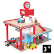 Gas Station - Wooden Toy Janod