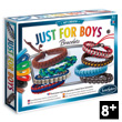 Creative Kit - Bracelets - Just for boys SentoSphère