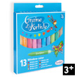 Set of 13 Window Color Pencils