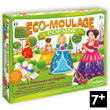 Create 4 Princesses with Popsine® - Éco-moulage SentoSphère