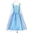 Blue Dress Lillina - Costume for Girl ages 5-7