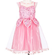 Robe rose Mirabelle - Déguisement fille Souza for kids