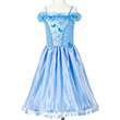 Blue Princess Dress Sylvianne ages 5-7